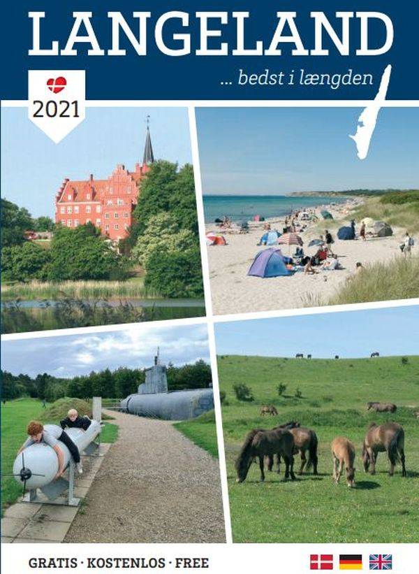 Destination Langeland Langeland Guide 2021