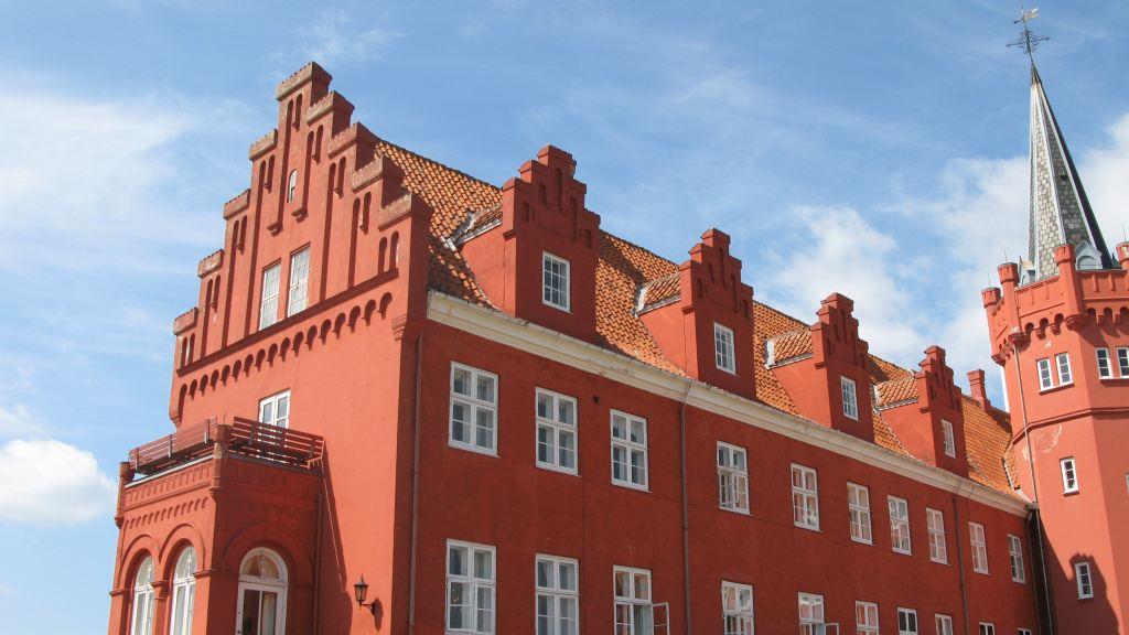 Ferie på Langeland Tranekær Slot
