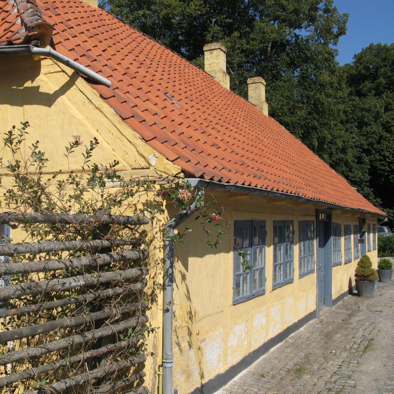 slotsbyen tranekær slotsgade