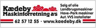 kaedeby_maskinforretning_logo