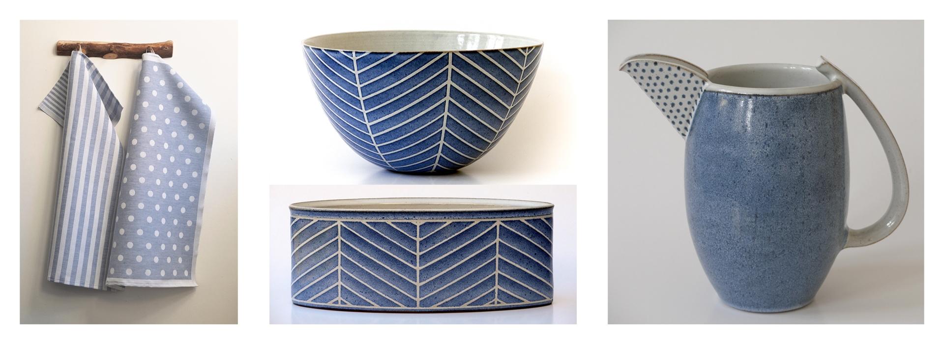 Keramik og Væv